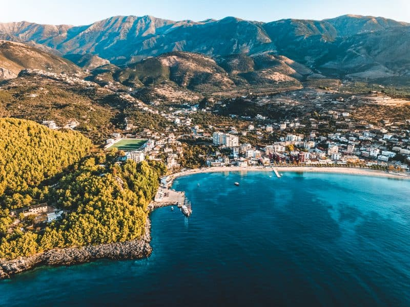 The Albanian Riviera: Most Beautiful Beaches