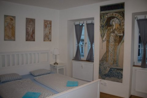 Central Accommodation in Brno, Czech Republic_ Hostel Mitte