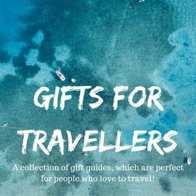 Gifts for travellers Anita Hendrieka