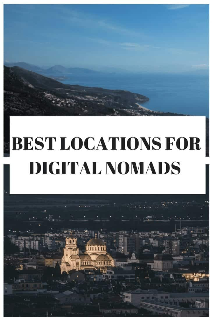 best locations for digital nomads