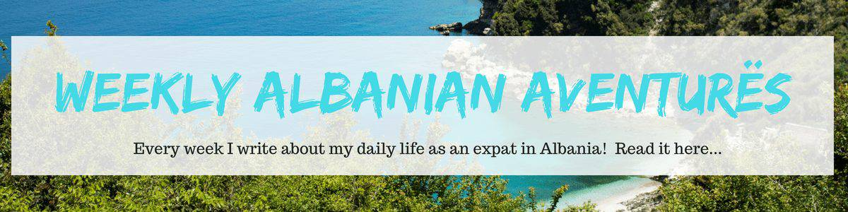 weekly albanian aventures Anita Hendrieka
