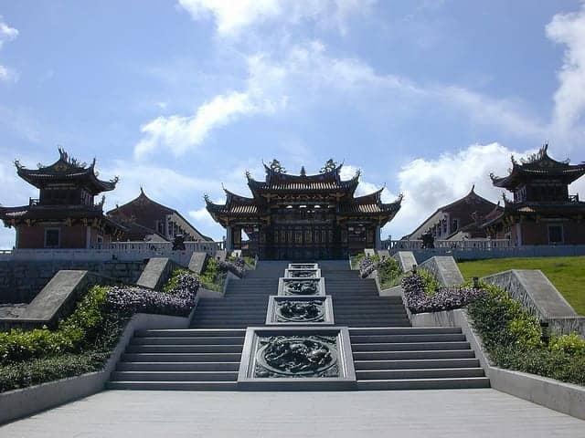 The Hidden-Natural Places of Macau City