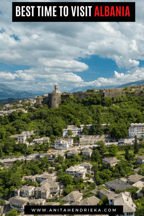 albania weather