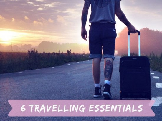 6 Travelling Essentials You Need To Pack For A Trip