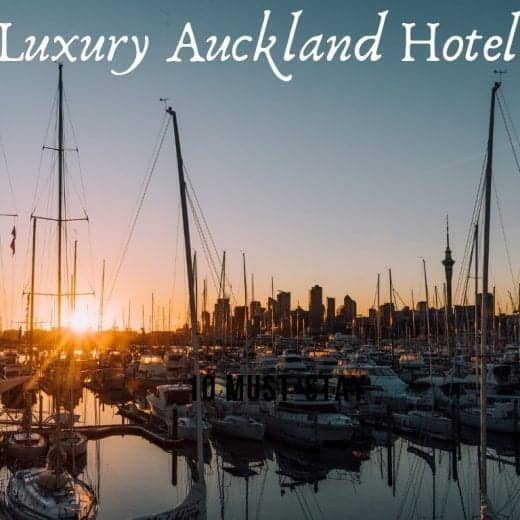 10 Must-stay Luxury Auckland Accommodation Options