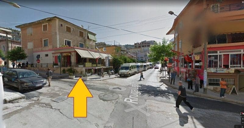 Athens to Saranda, Albania / Saranda to Athens, Greece