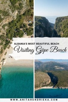 How to Get to Gjipe Beach + Essential Tips