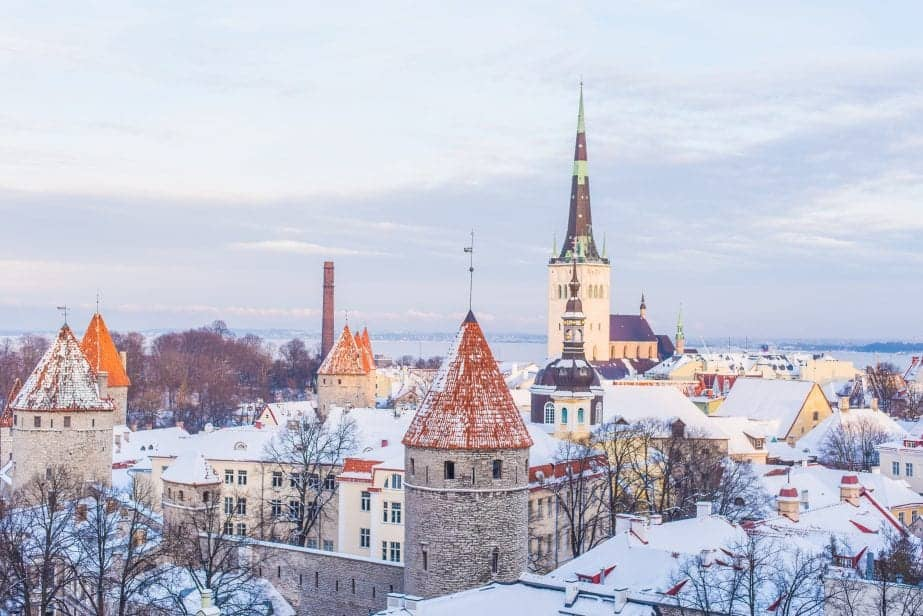 31 Best European Cities to Visit in Winter - Anita Hendrieka