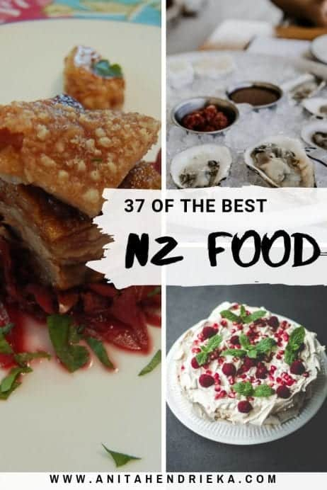 New Zealand Food: 15 Foods You Must Try When Visiting New Zealand!