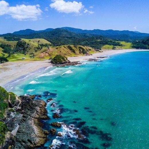 The Most Beautiful New Zealand Beaches