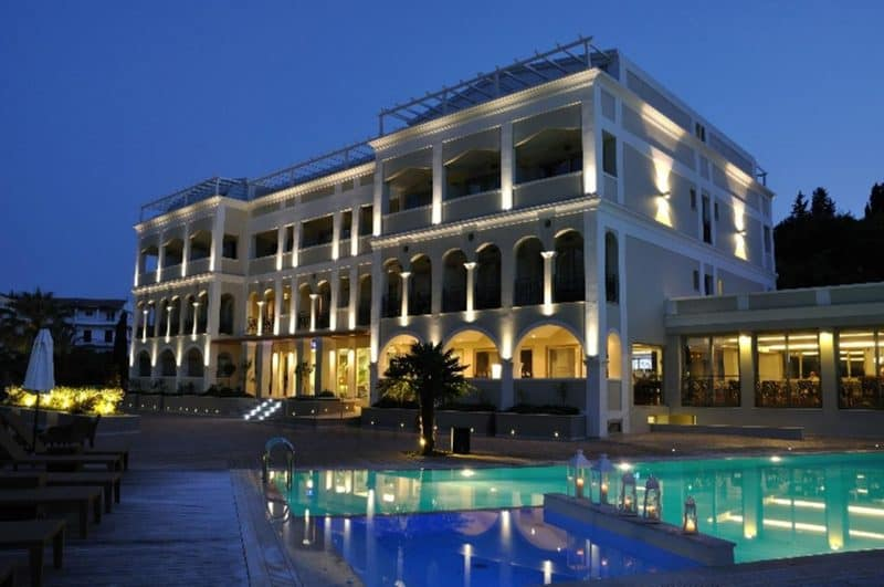 The Most Beautiful Accommodation in Corfu Town, Greece