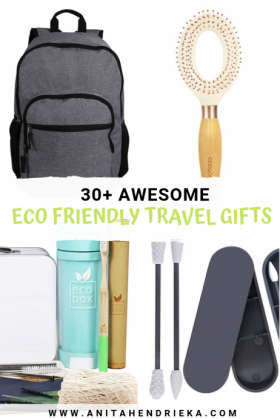 30+ Eco friendly Products for Travellers