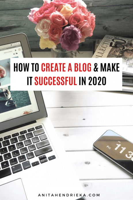 Guide to creating a travel blog and making it successful in 2020