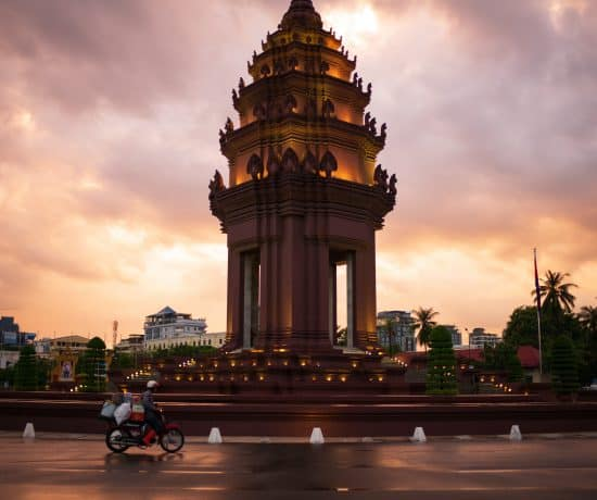 Phnom Penh - A Tourist Destination That Holds the History of Khmer Dynasty