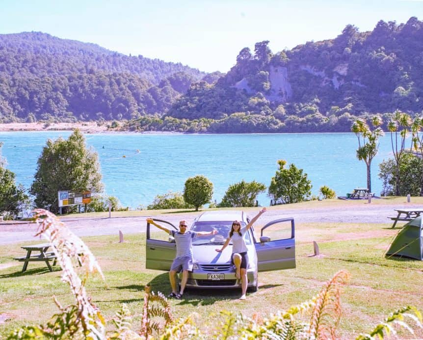 Top 10 Red Beach Holiday Park Best Campsites in New Zealand to Check Out
