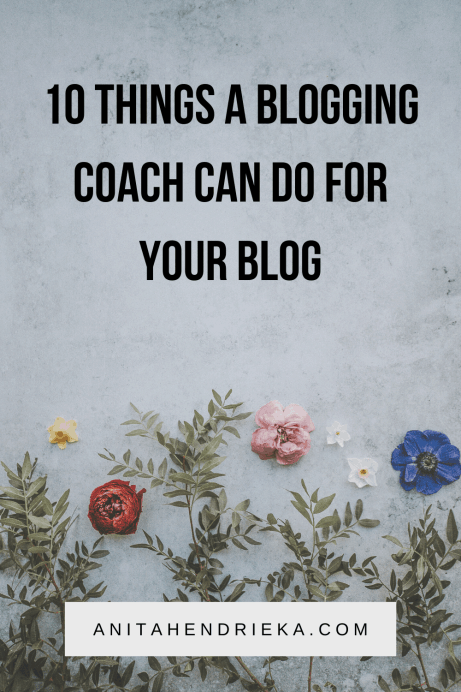 10 Things a Blogging Coach Can do for Your Blog